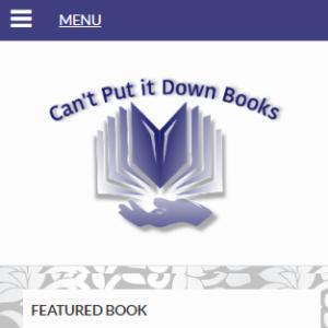 cantputitdownbooks.com front page