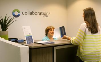 collaboration core desk